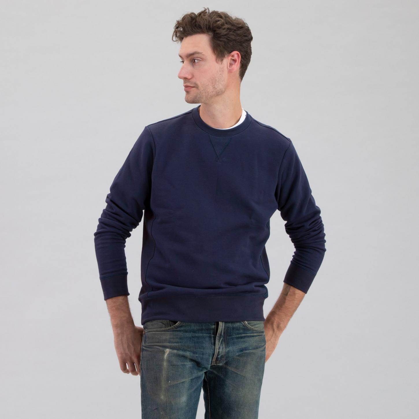 Track & Field Sweatshirt Navy