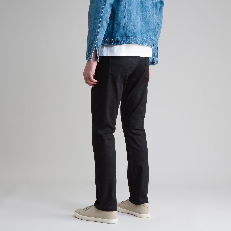Men's Black Jean Made in USA