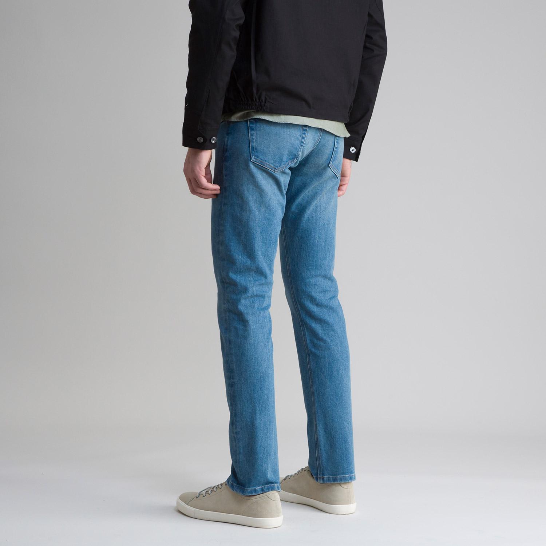 Todd Shelton Indigo Stretch Light Jean