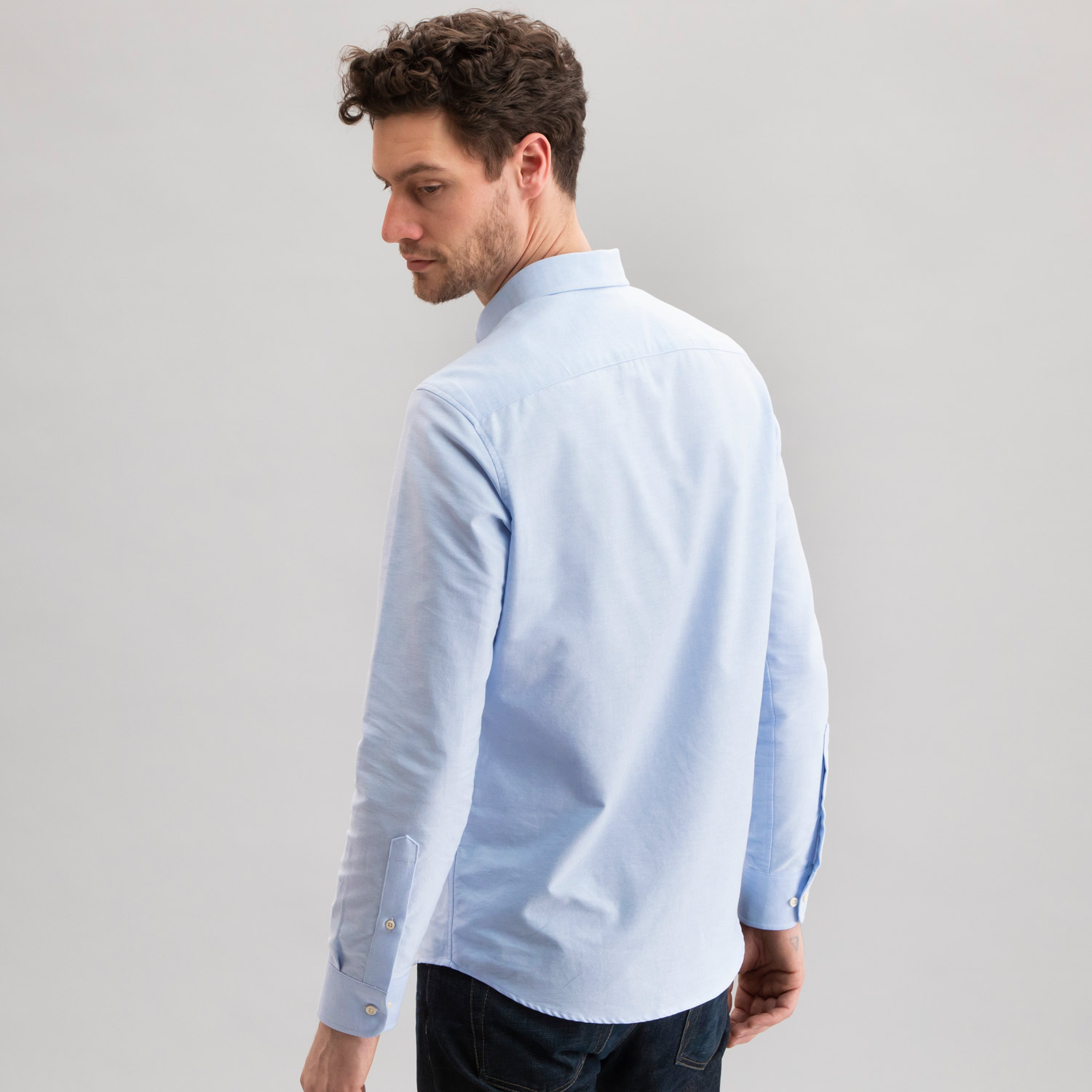 Oxford Shirt Blue