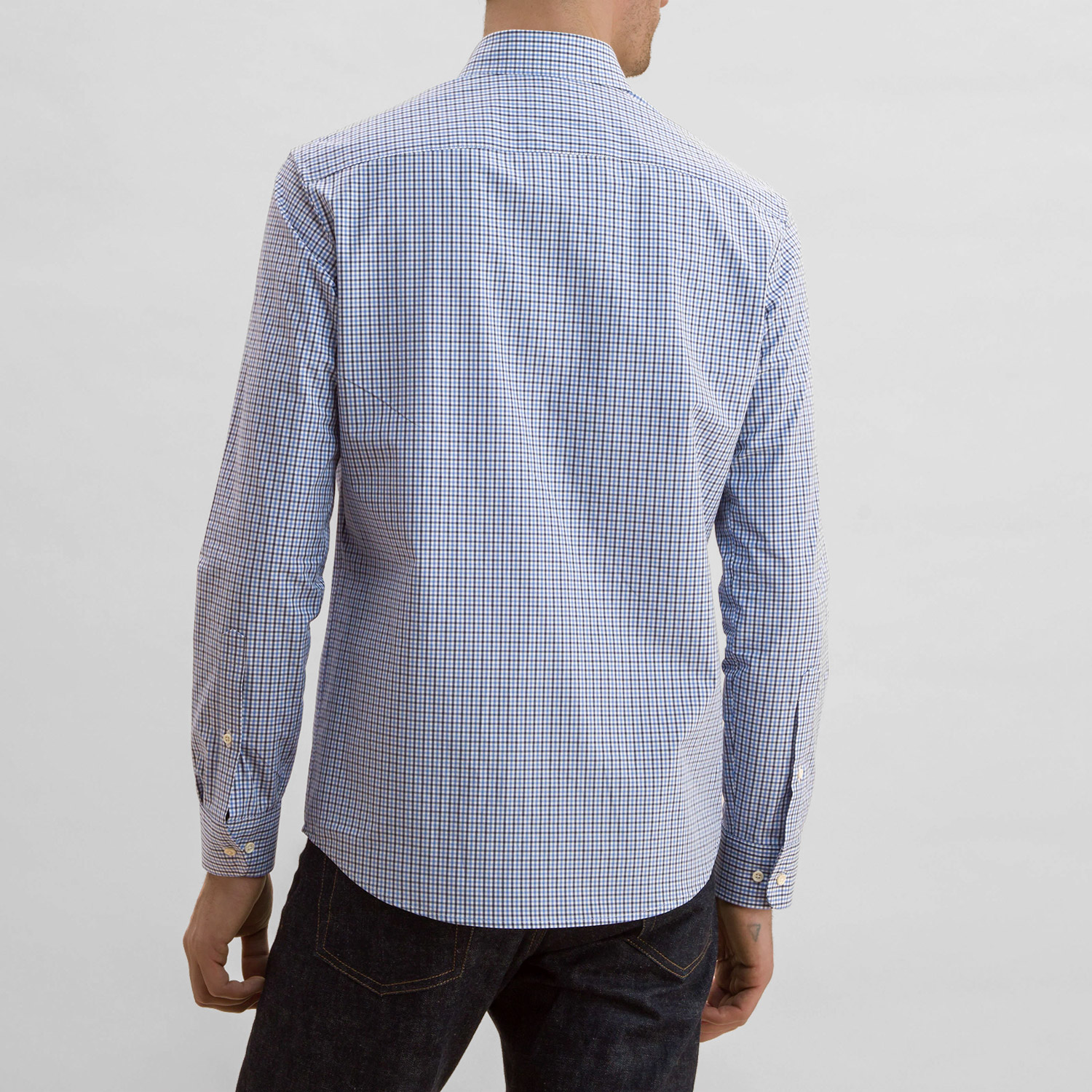 Men's Casual Office Shirt