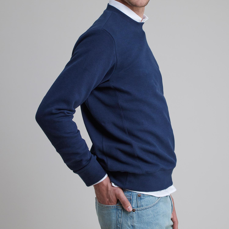 Classic Sweatshirt Navy