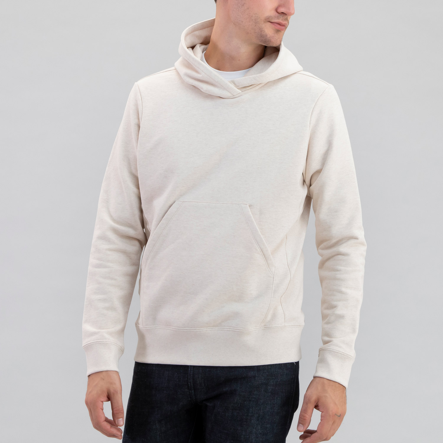 Electric Company Pullover Heather Tan