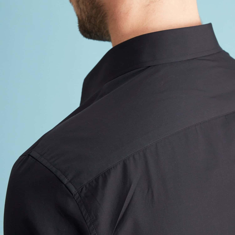 Made in USA Black Shirt