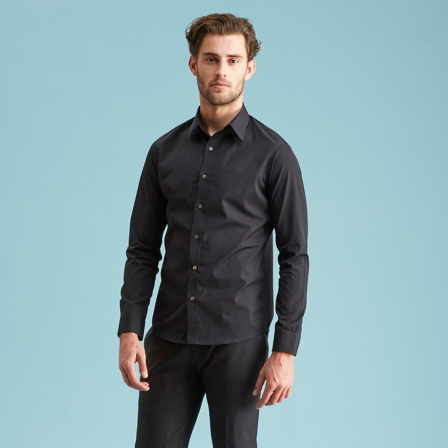 Going Out Deluxe Black Shirt - Made in America