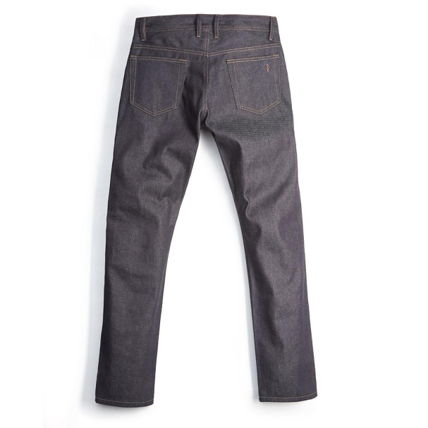 Indigo Raw Denim Jean