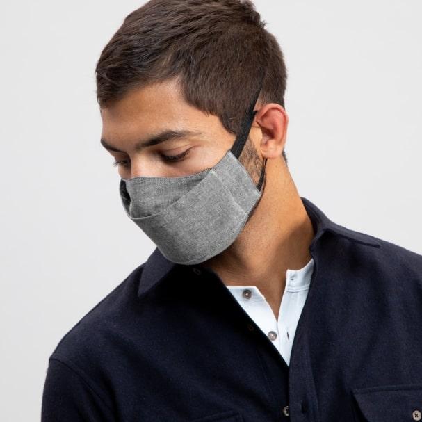 Latest Generation Cotton Face Mask
