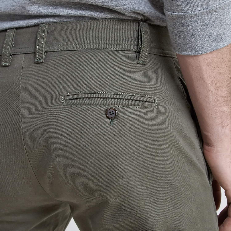 Khaki pants made in America