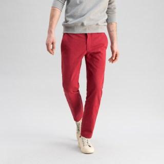 men's red pants