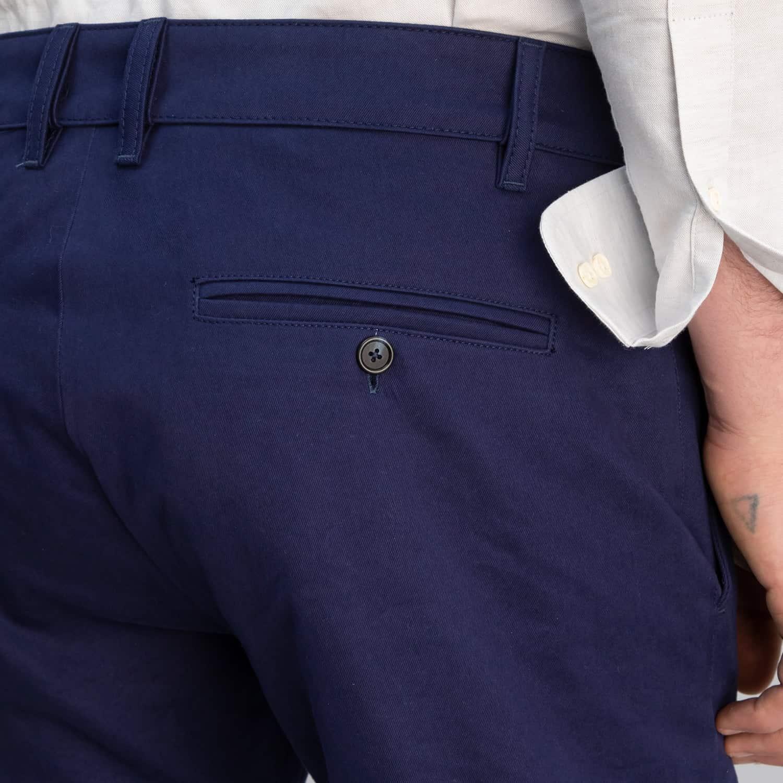 American Classic Khaki Navy Royal
