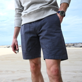 Safari Shorts Sunwashed Navy