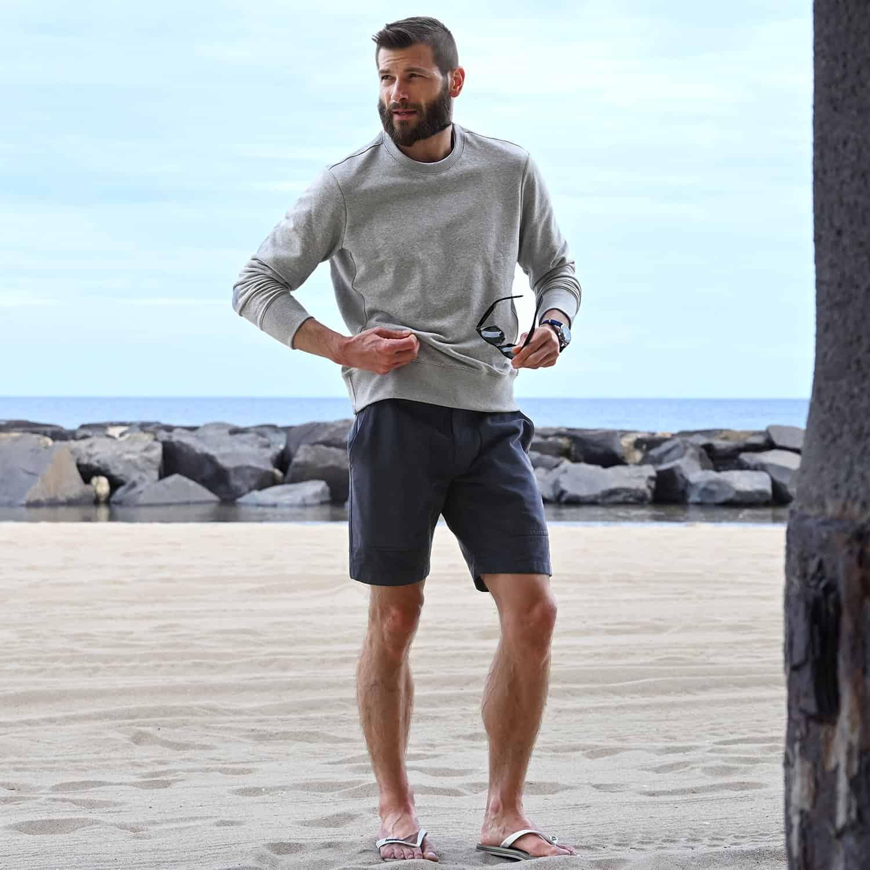 Safari Shorts Sunwashed Navy