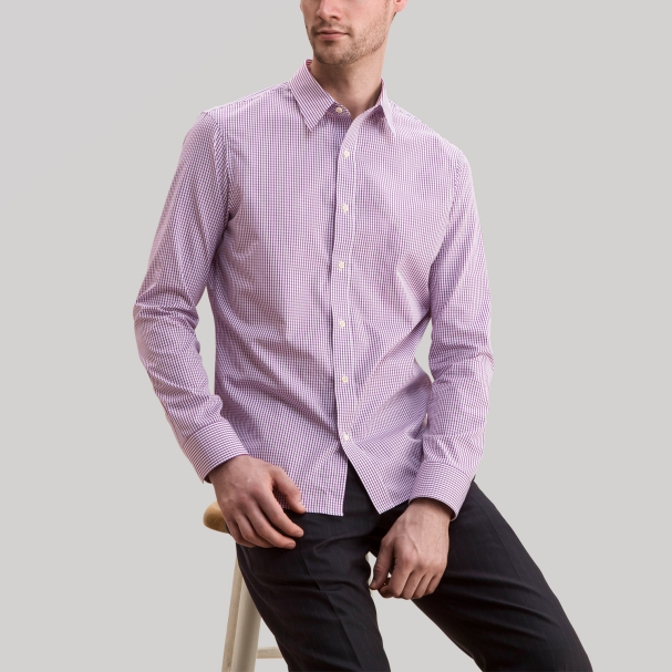 Made in USA Men's Dress Shirts
