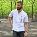 Camp Shirt White