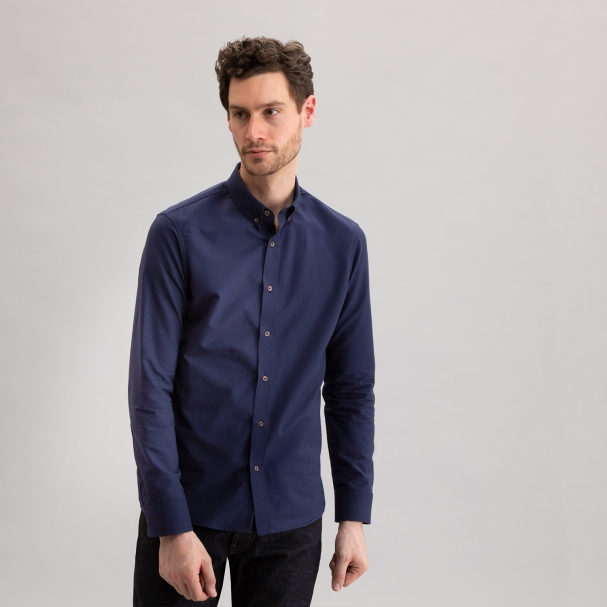 Oxford Shirt Navy
