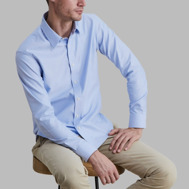 Classic Oxford Shirt Blue