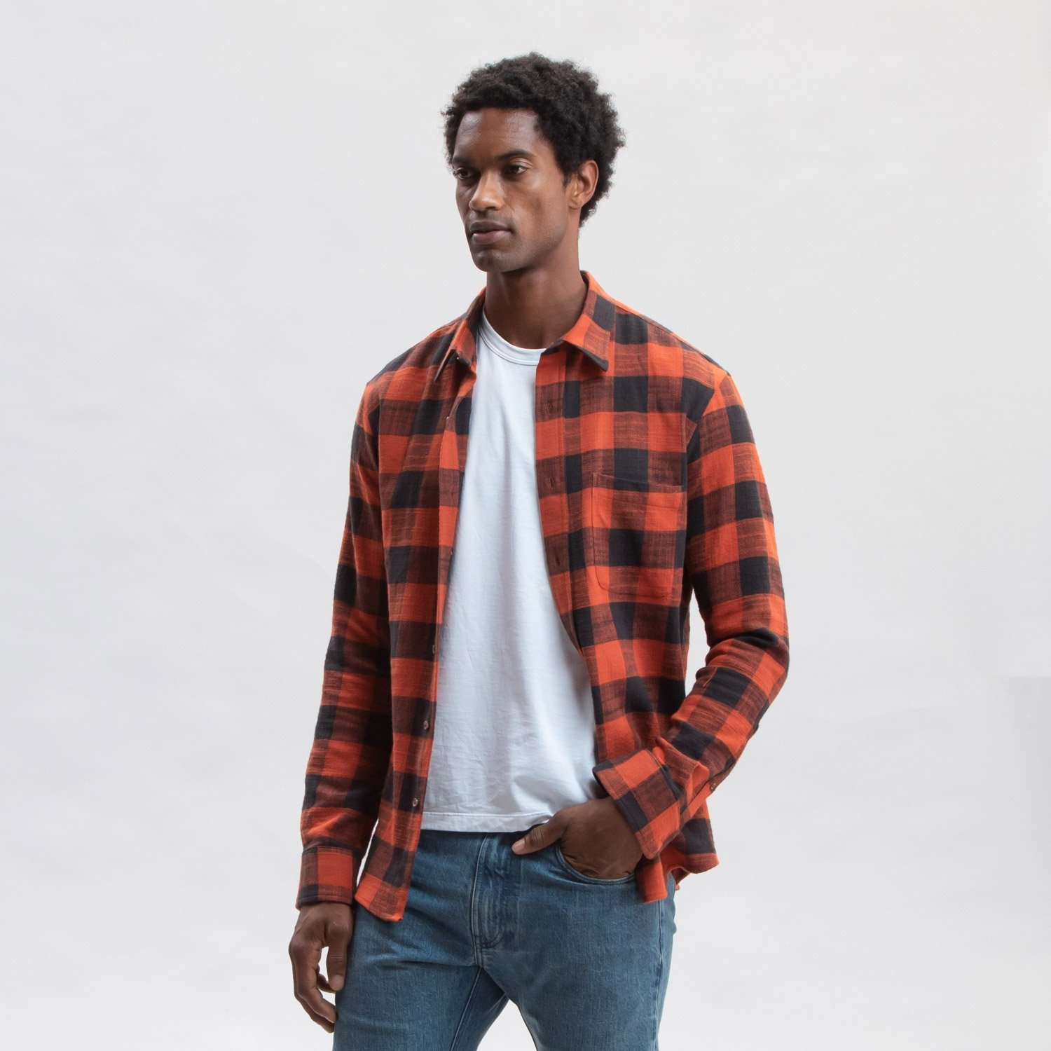 Buffalo Fall Flannel