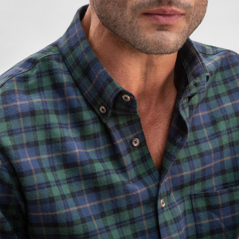 Tartan Flannel