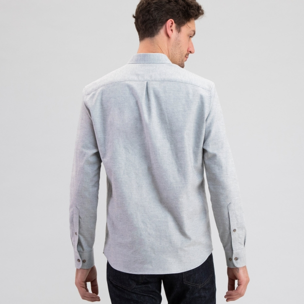 Cotton Cashmere Heather Grey