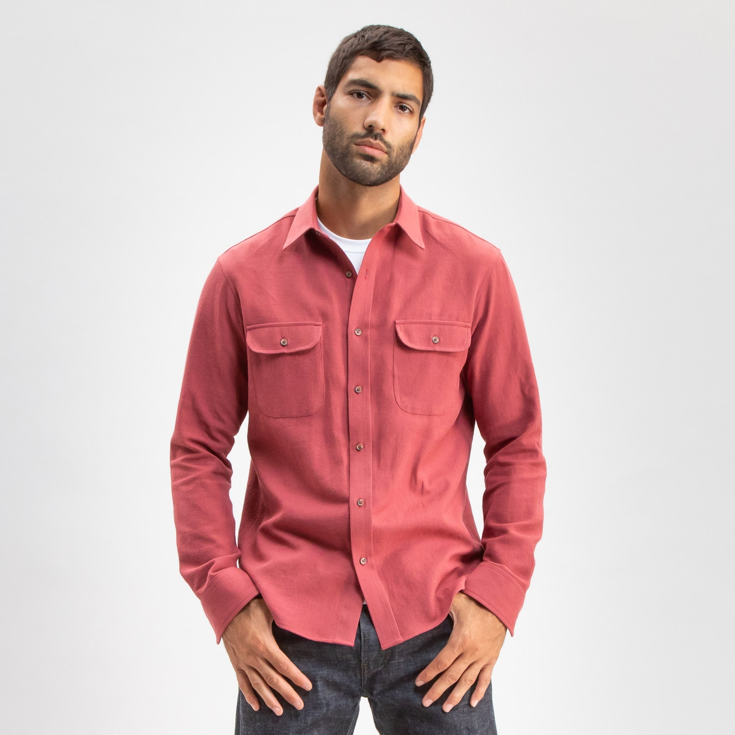 The Craftsman Red