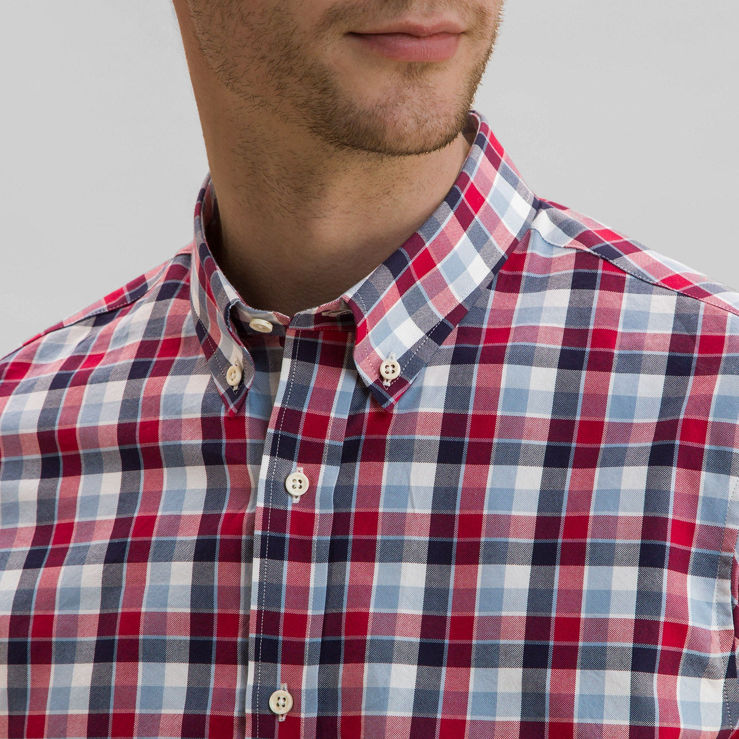 Oxford Shirt Made in USA