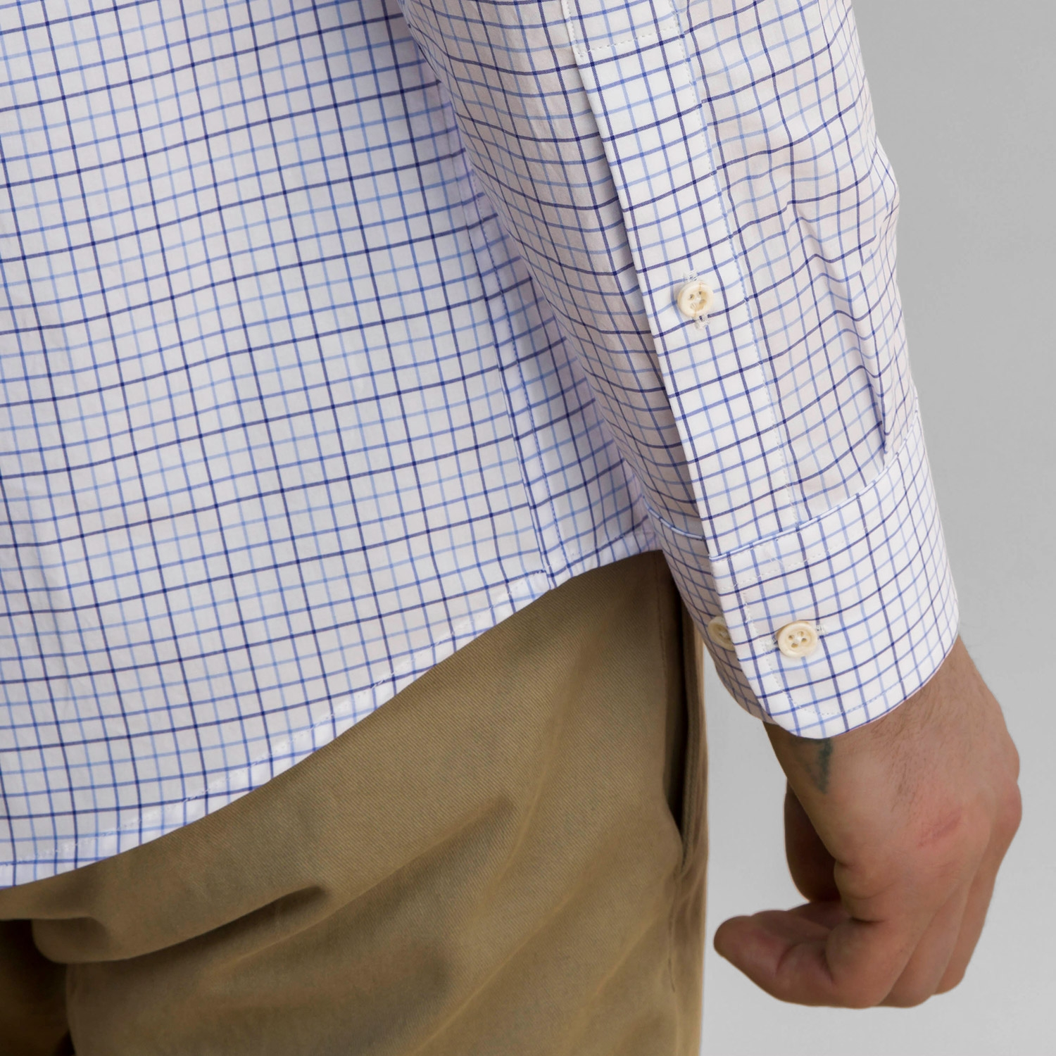 Men's Shirts Made in USA