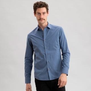 Carbon Blue Shirt