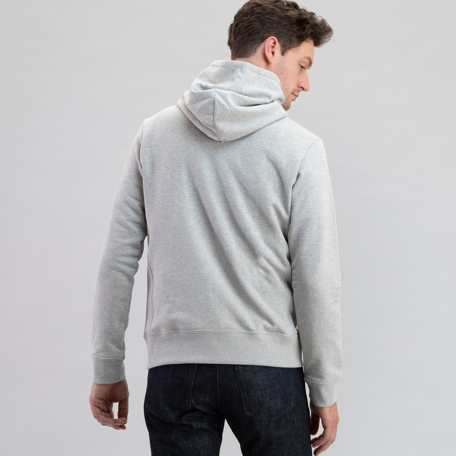 Electric Company Pullover Hoodie Heather Grey