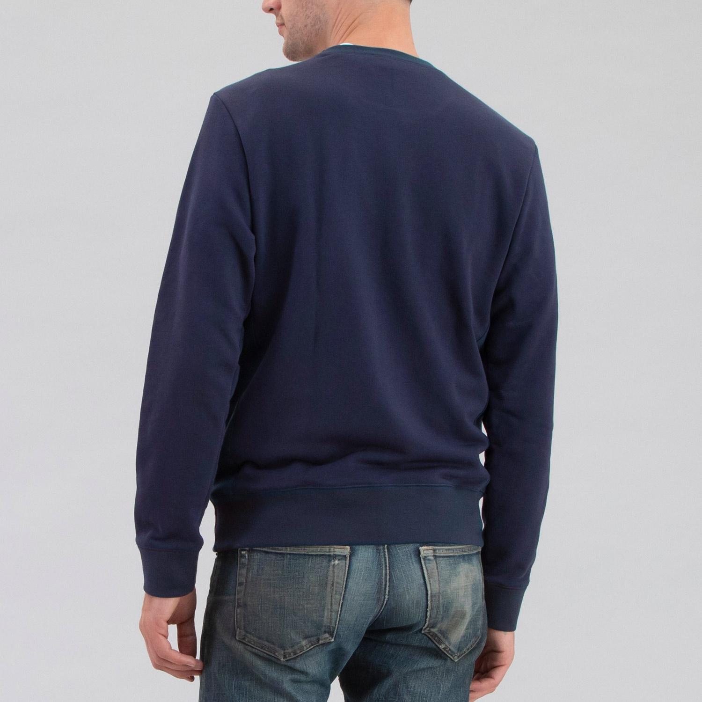 Track & Field Sweatshirt Navy