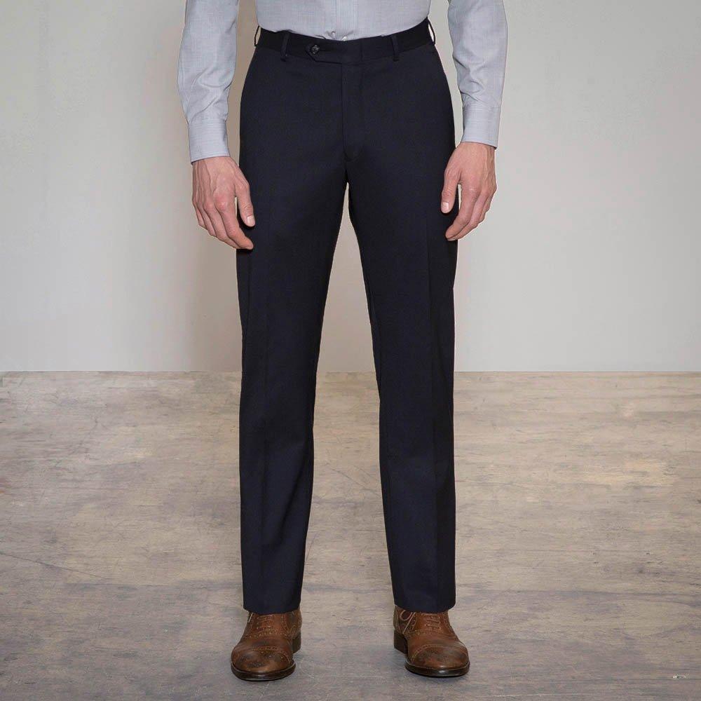 Proprietor Navy Basic Pant