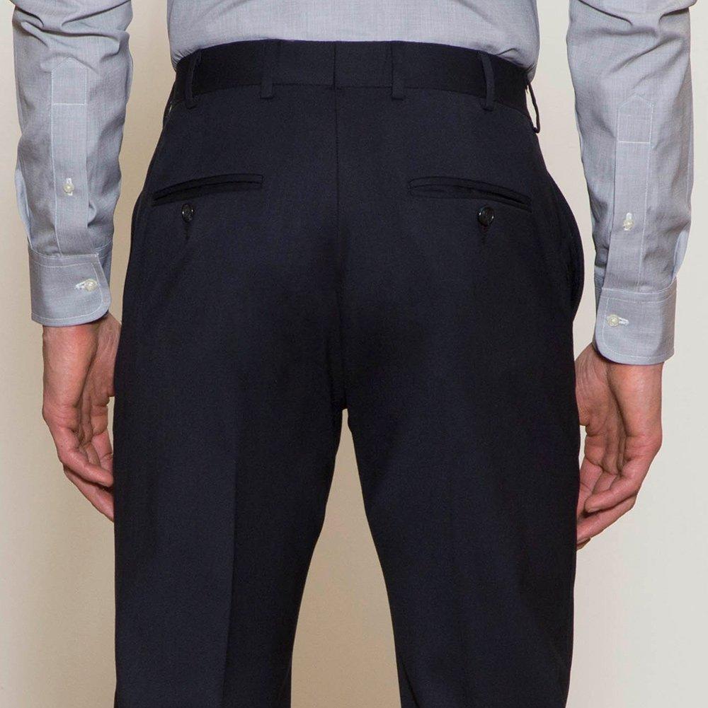 Basic Proprietor Navy Trouser